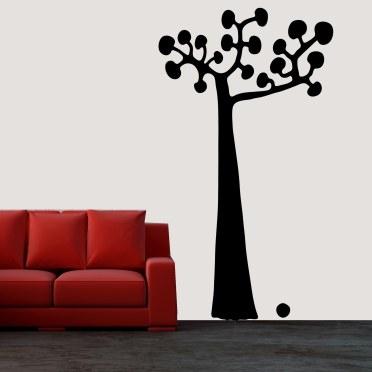 arbre a palabre pour Naklej